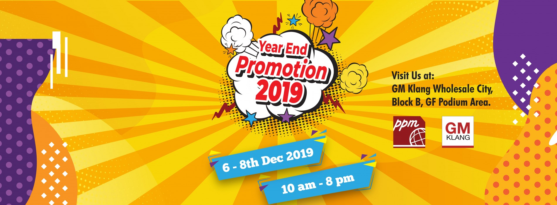 2019 Year End Promotion (PPM)
