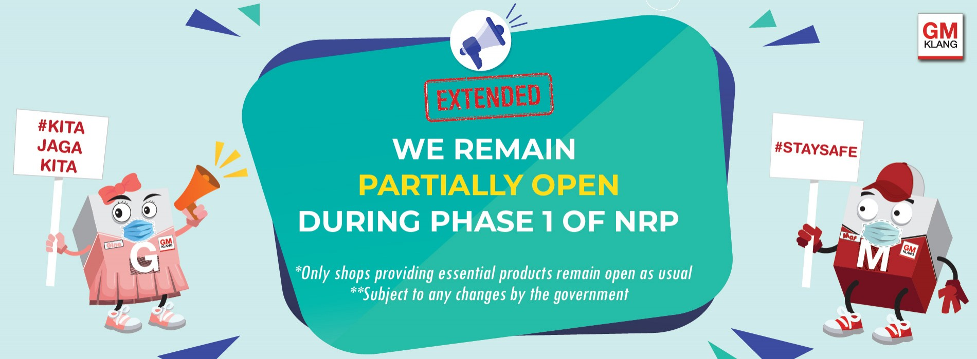 2021 Phase 1 of NRP Business Operate Announcement