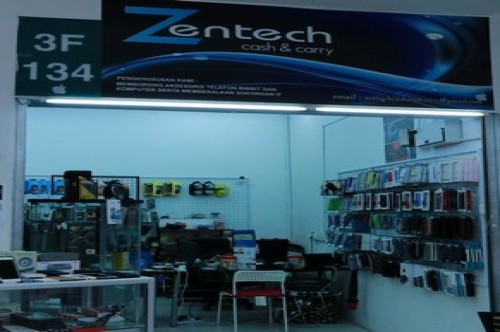 ZENTECH CASH & CARRY