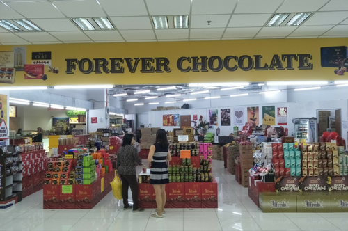FOREVER CHOCOLATE ENTERPRISE