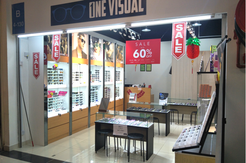 ONE VISUAL EYEWEAR