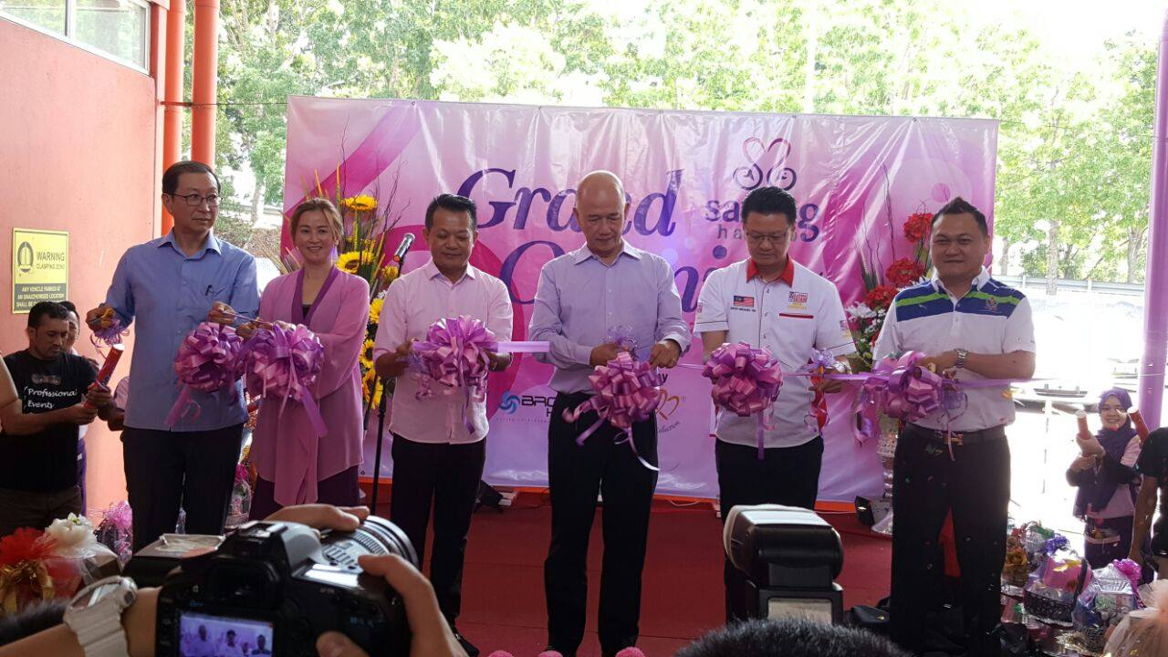 Malaysia's largest wedding accessories wholesaler - Sarang Hae Yo opening in GM Klang Wholesale City