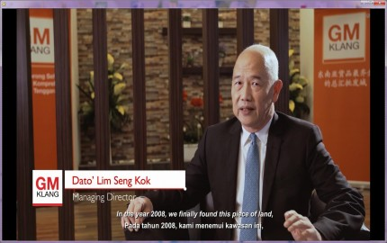 NEW Official GM Klang Corporate Video